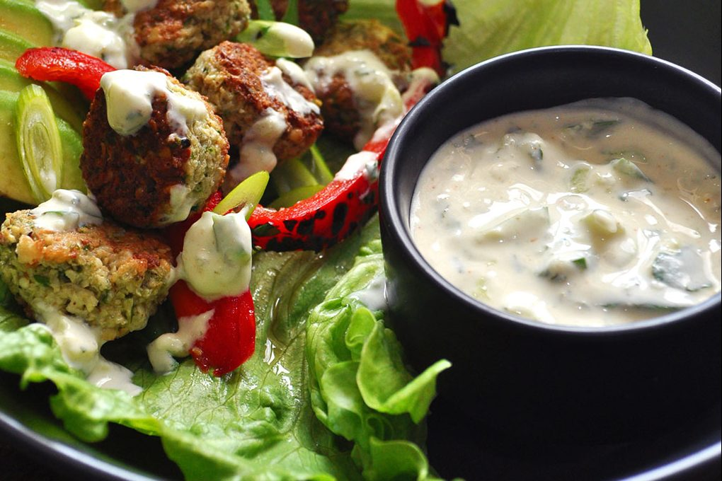1-Cucumber-and-dill-tzatziki lchf banting low carb high fat thermomix thermofoodies ketokids keto